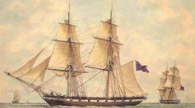 Οι Ναυτικες δυναμεις των Ελληνων στην Επανάσταση του 1821